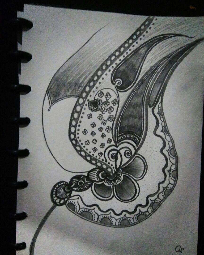 Sketsa Gambar Batik : sketsa, gambar, batik, Mewarnai, Gambar, Sketsa, Motif, Batik, Bunga, Terbaru, KataUcap