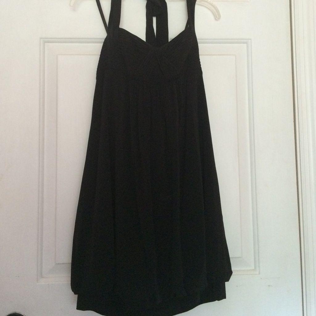Bcbg Black Dress Semi Formal Wear
