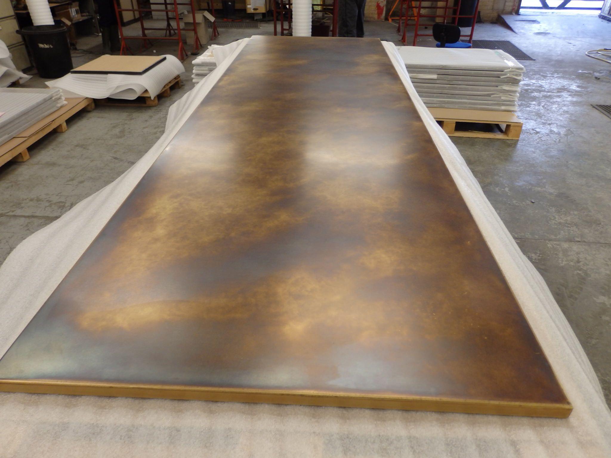 83 Bronzed Brass Sliding Door Leaf Steel Sheet Metal Sliding Doors Metal Walls