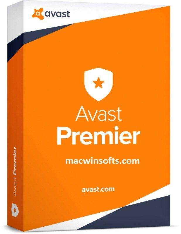 Avast Premier 2018 18 6 2349 registration code