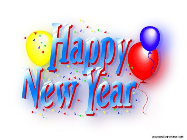 11 Happy New Year Symbols Status For Facebook 2014 - Online Cards
