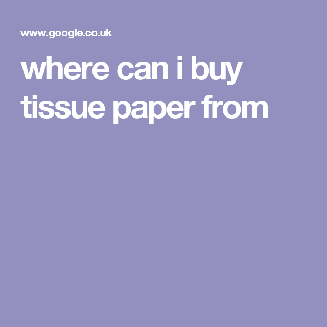 Where i can buy easy paper