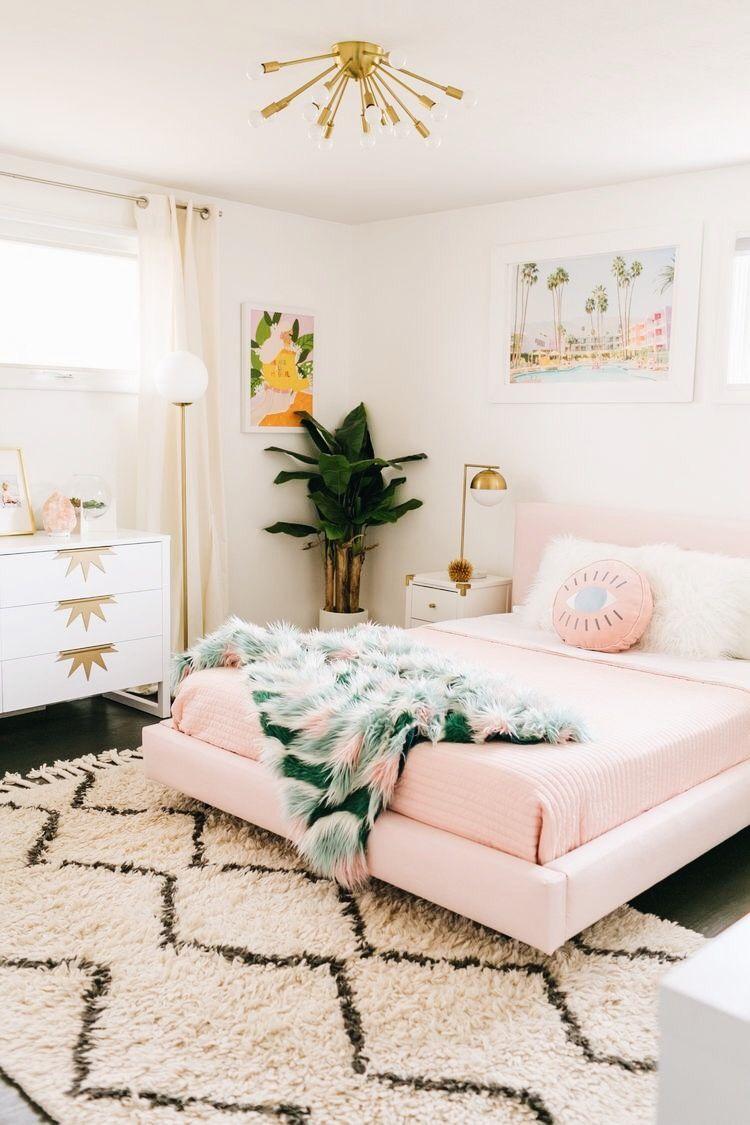 abeautifulmess.com #bedrooms
