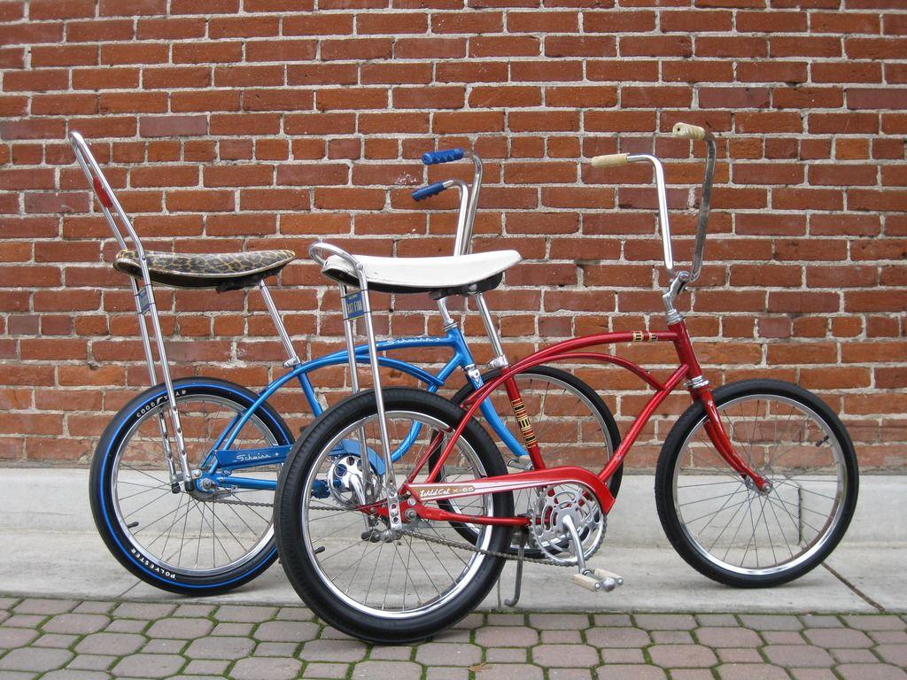 4342d4a9c17 Murray Wildcat X-65 & '65 Schwinn Stingray | Pedal Power | Bicycle ...