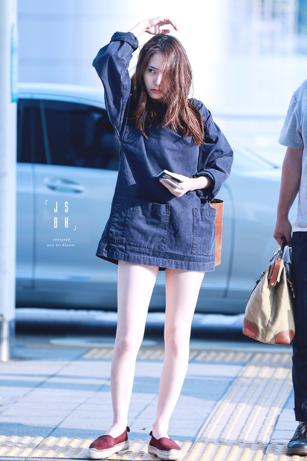 160703 f(Krystal) = Incheon Airport (Going Back to China) [3] | 9P – f(♥)