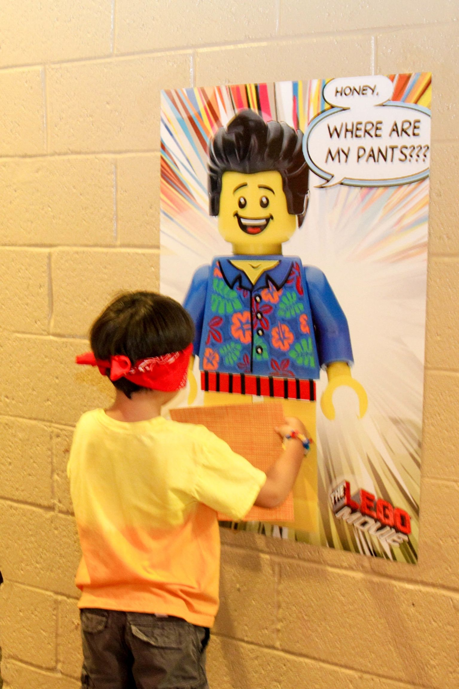 Pin the pants on Lego Movie Wheres My Pants guy Lego Movie