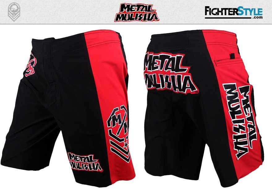 Pin by FighterStyle com on MMA Clothing | Fight shorts, Metal