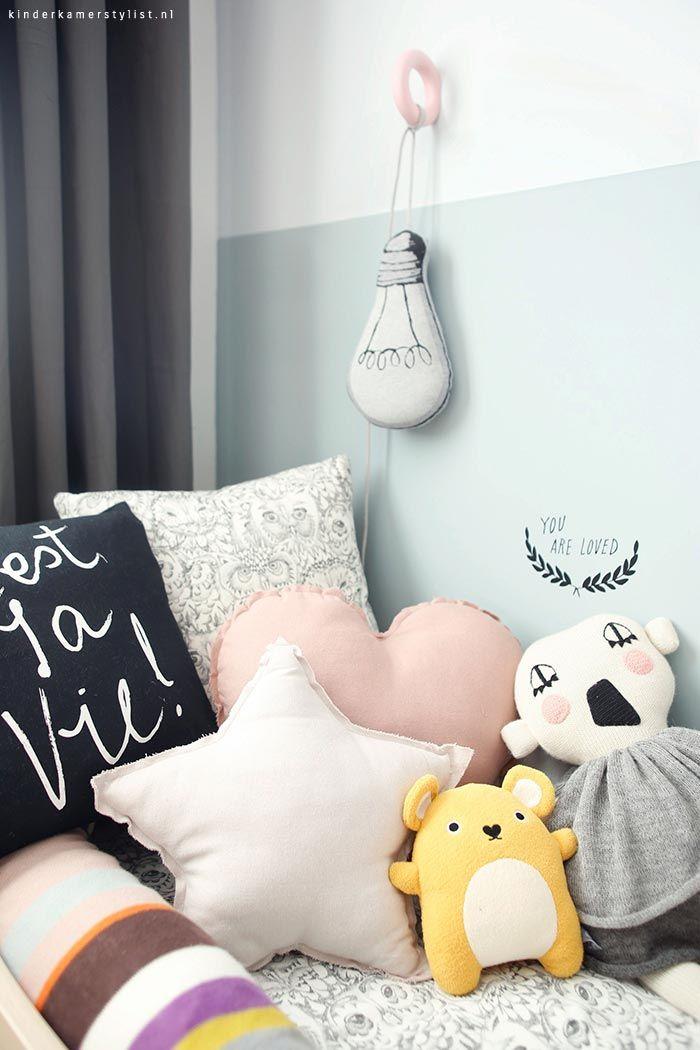 Peuterslaapkamer accessoires kinderkamerstylist the for Decoracion habitacion infantil montessori