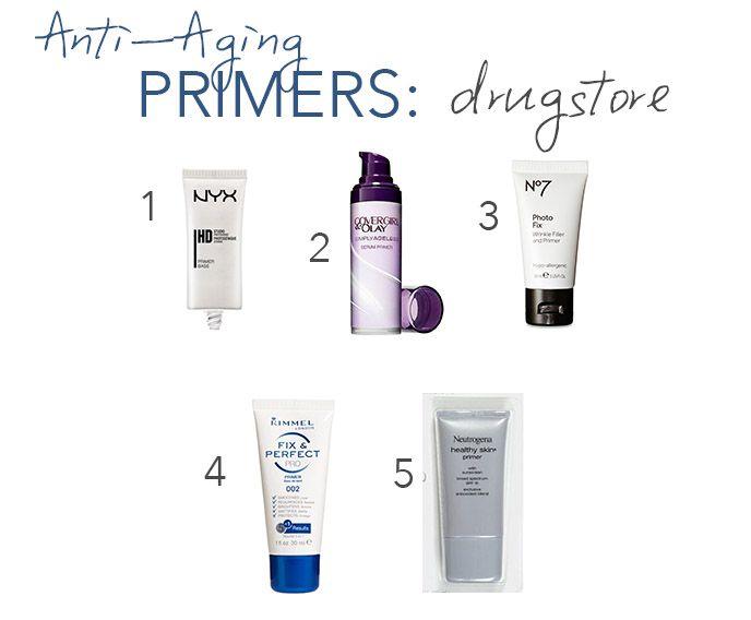 Images - Best makeup primer for mature skin uk