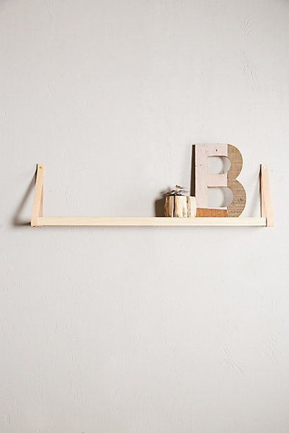 Floating Shelves With Lip Beauteous Leather Strap Floating Shelf  To Make  One Board  Lip  Leather Decorating Inspiration
