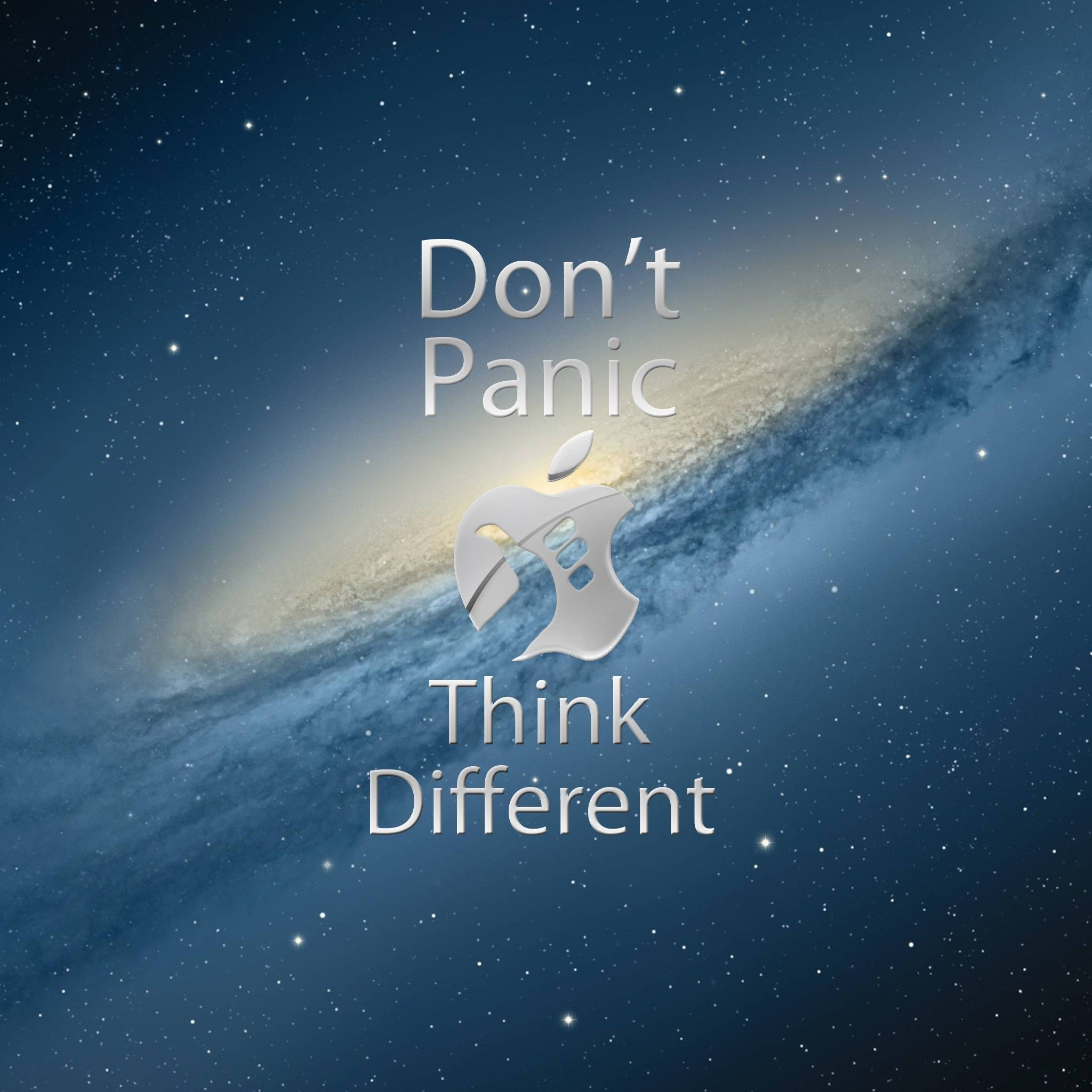 Dont Panic Tap To See Awesome Sayings Android Wallpaper At Mobile9