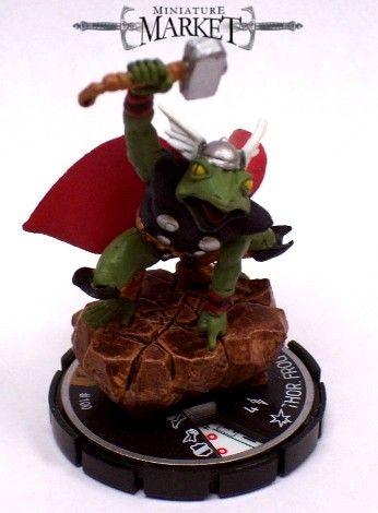 hammer of thor 100 thor frog of thunder clix pinterest