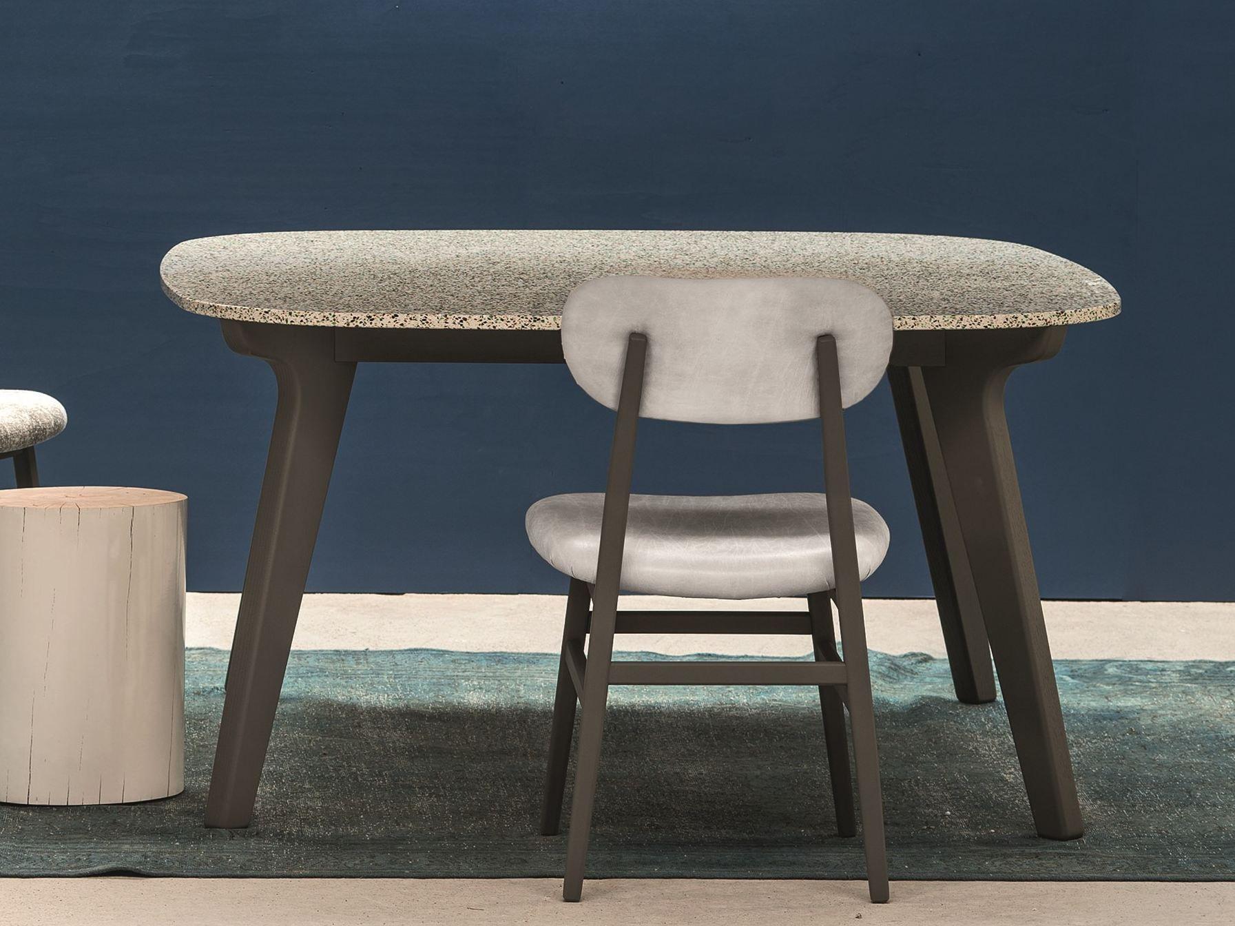 table manger carr e brick 231 collection brick by. Black Bedroom Furniture Sets. Home Design Ideas