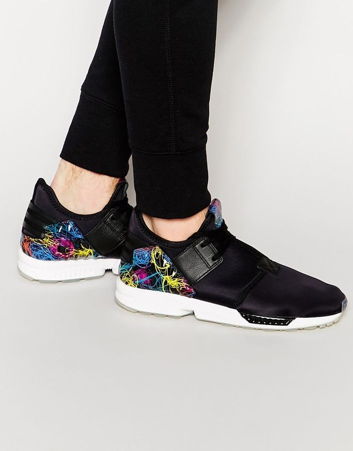 65383787f6aa adidas Originals ZX Flux Plus Sneakers S79057