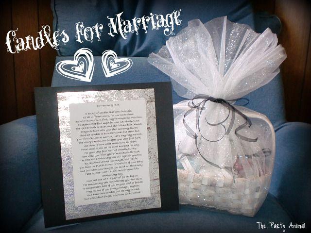 Unique Bridal Shower Gift Idea