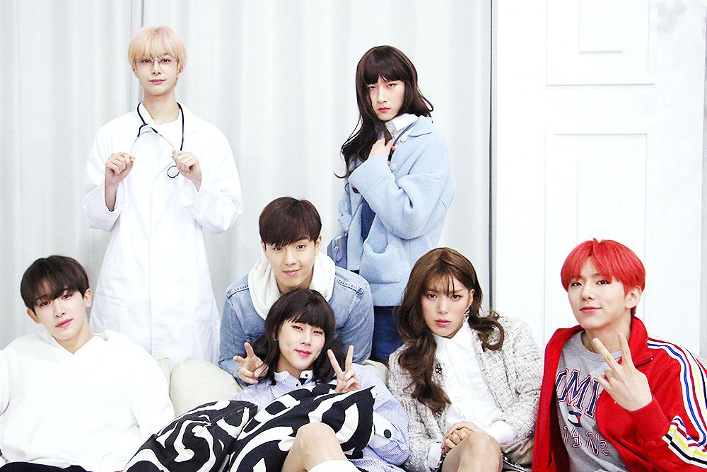 Image result for monsta x ray gif drama