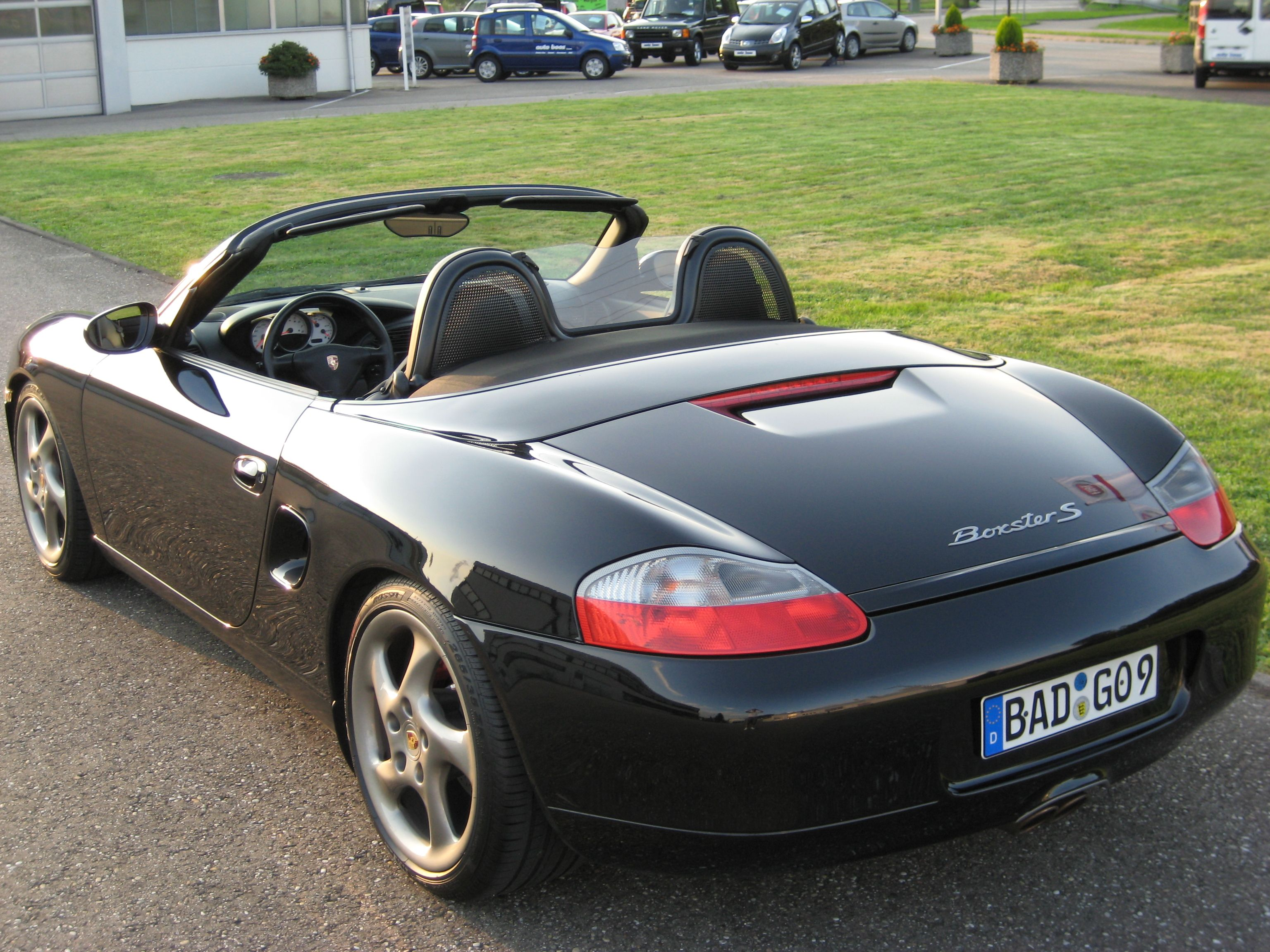 porsche boxster s type 986 porsche boxster pinterest. Black Bedroom Furniture Sets. Home Design Ideas