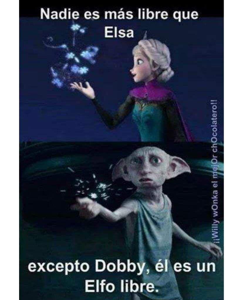 Best 21 Harry Potter Memes Dobby