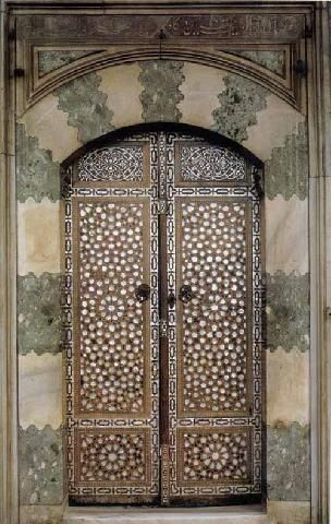 Beautiful mother-of-pearl inlaid doors in Turkey. Gorgeous. & Beautiful mother-of-pearl inlaid doors in Turkey. Gorgeous. | Doors ...