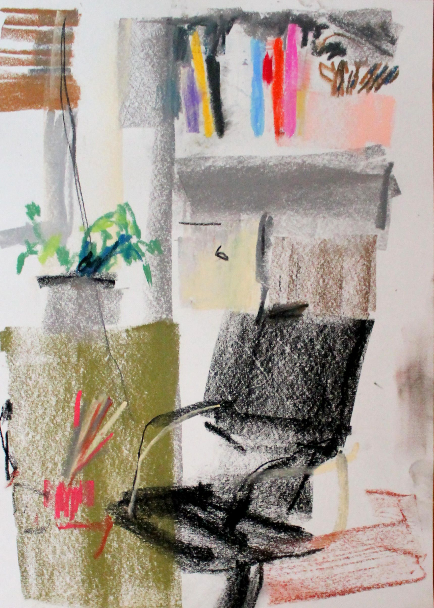 aubrey Levinthal. Love this sketch