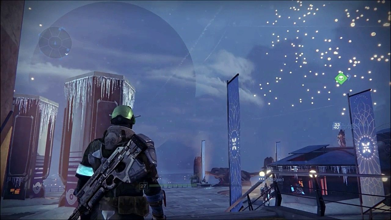Destiny - Time Lapse from the Tower