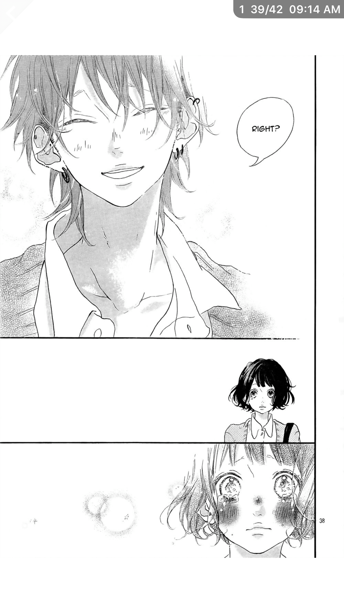 Pin by juicyfruitjin on Manga Manga romance, Baca manga