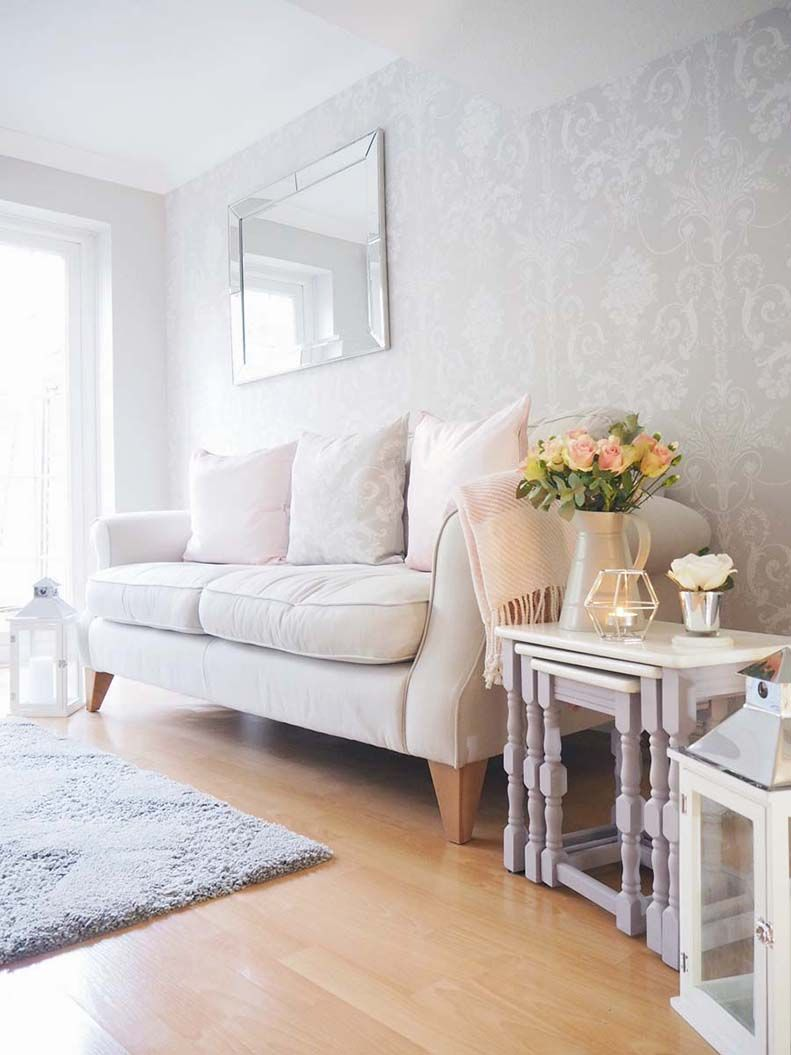 Preparing Your Home For Spring | Laura ashley living room ...