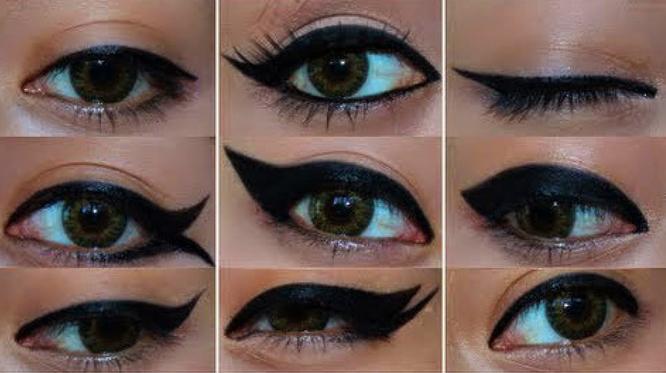 pingl par mina sur astuces maquillage pinterest maquillage maquillage yeux et astuce. Black Bedroom Furniture Sets. Home Design Ideas