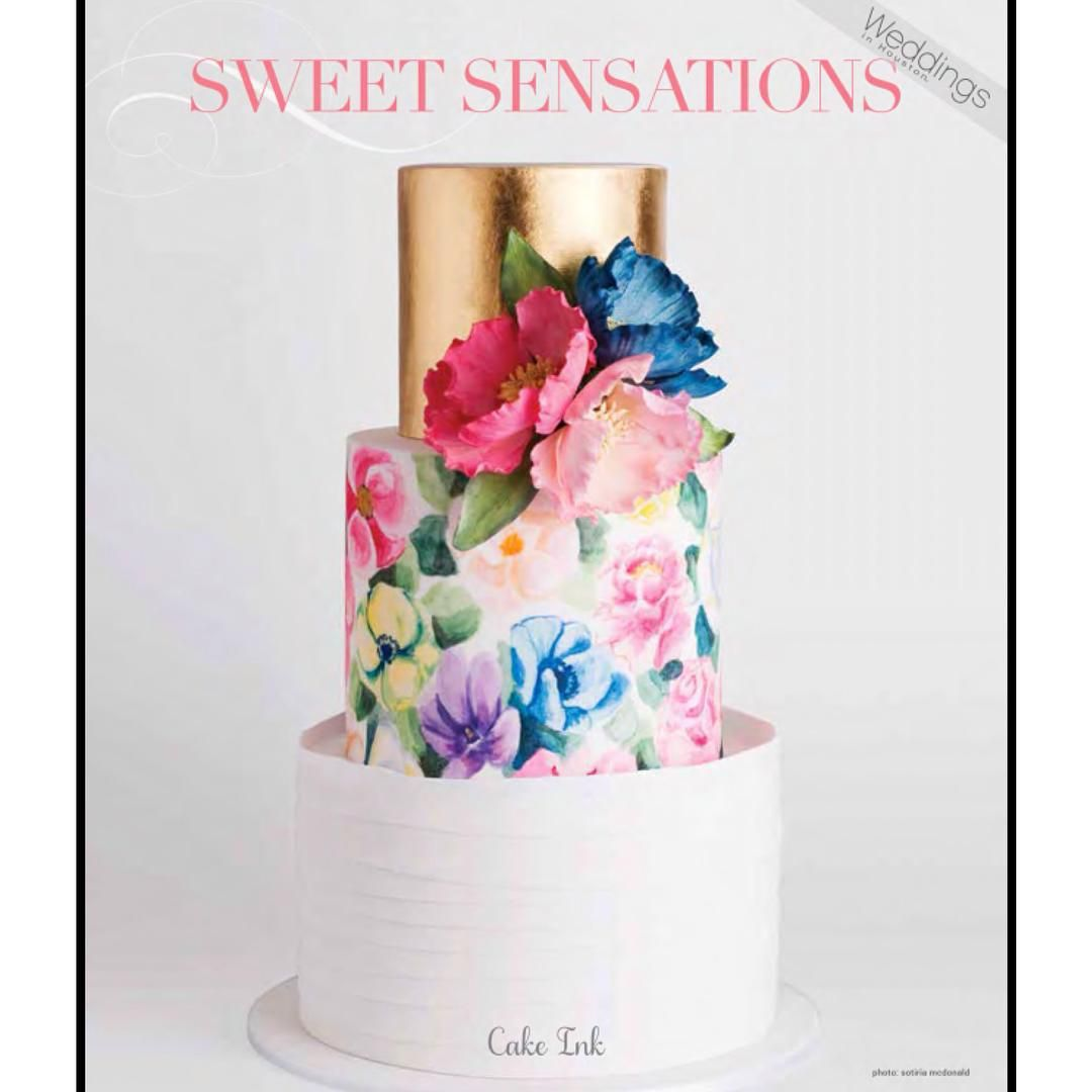 chuffed to see some of our work featured in  weddingsinhouston magazine u0026 39 s latest issue  this