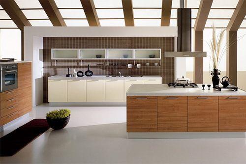 Merveilleux Modern Modular Kitchen Cabinets