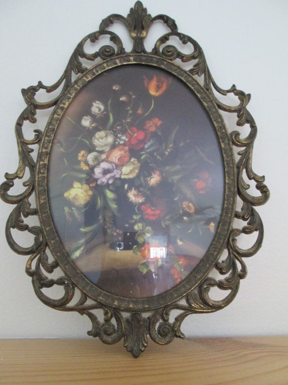 Vintage Italian Picture | Mirrors/Frames | Pinterest | Vintage ...