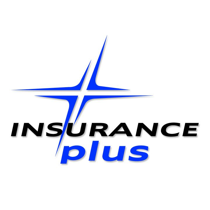 Insurance Plus Logo Design By Mcquillen Creative Group Troy