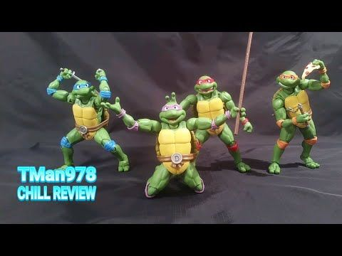 New TMNT Mini Turtles Michelangelo Mutant Base Teenage Mutant Ninja Turtles F//S