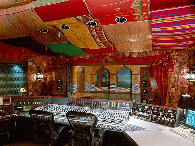Sensational Nrg Recording Studios Studio B Control Room Audio Recording Largest Home Design Picture Inspirations Pitcheantrous