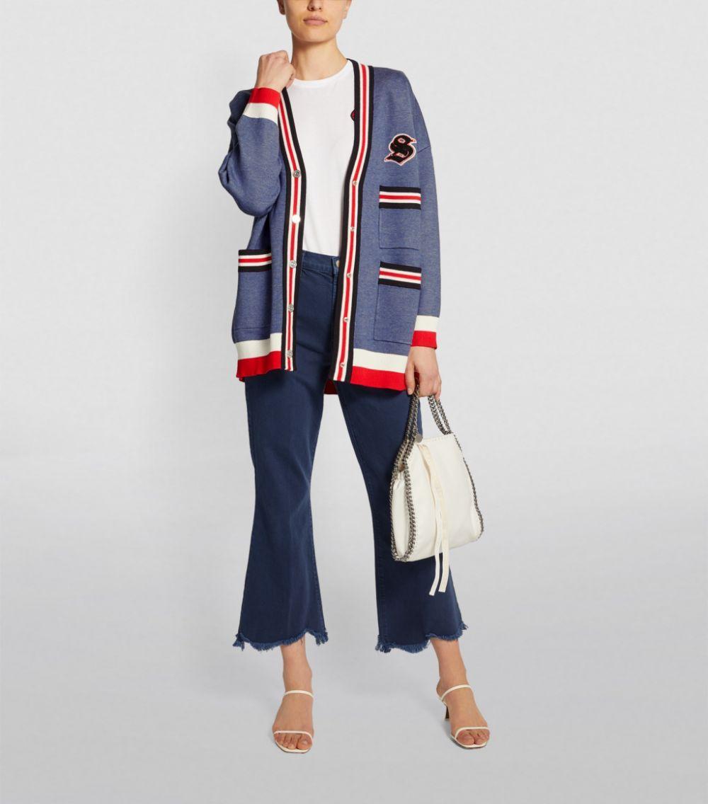80/'s vintage women/'s dark blue minimal chic Elegance Paris blazer