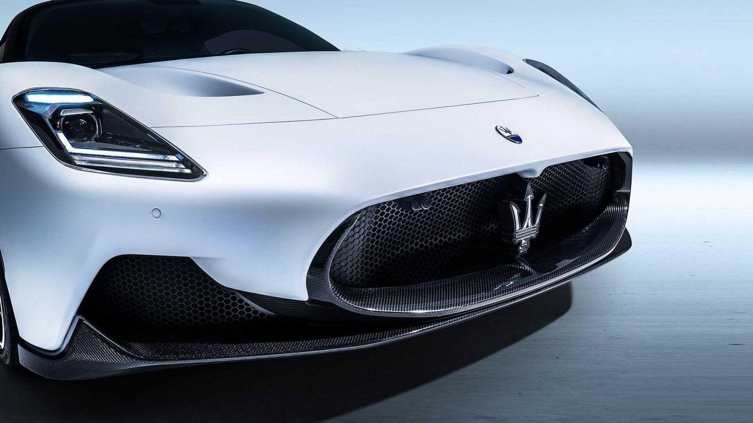 33+ Maserati new supercar Full HD