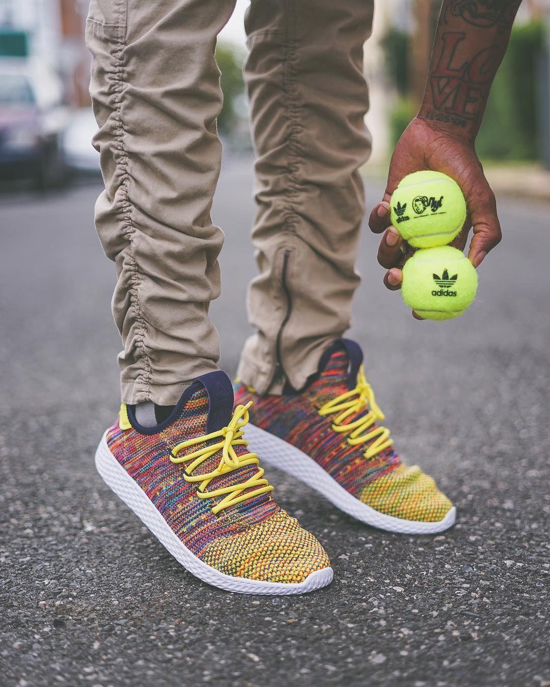 b205f268a3627 adidas x Pharrell Williams Tennis Hu