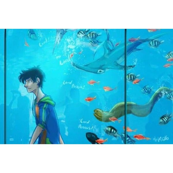 "⠀the heroes of olympus on Instagram: ""I love this aww ^//^ • • Woohoo... ❤ liked on Polyvore featuring percy jackson"