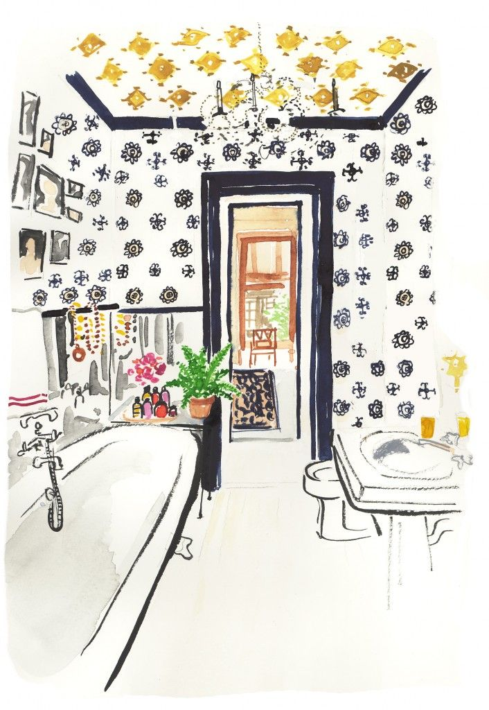 Deborah Needleman Book Signing Perfectly Imperfect Home Book