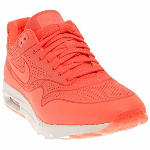 WMNS Air Max 1 Ultra Moire Ladies Sneaker Pink 704995 800