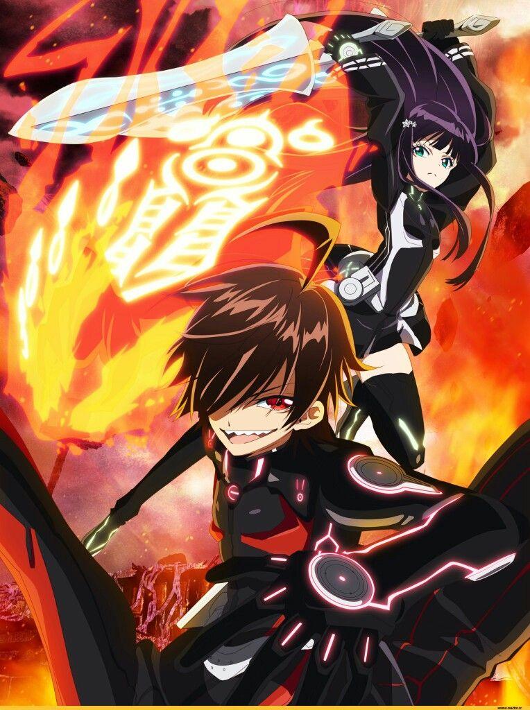 Twin Star Exorcists Benio Adashino & Rokuro Enmado