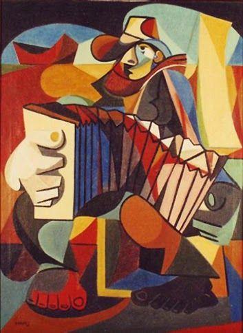 O Músico, Mário Dionísio, 1948