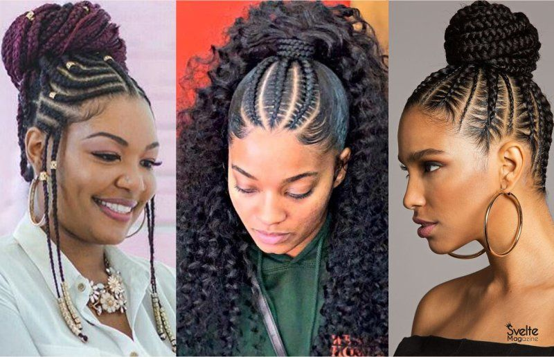 8 Latest Shuku Hairstyles You Should Try Out Before The Year Ends In 2020 Hair Styles African Braids Hairstyles African Hair Braiding Styles