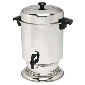 Regalware K1355 55 Cup 2 2 Gallon Stainless Steel Coffee Urn Coffee Urn Percolator Coffee Stainless Steel Coffee