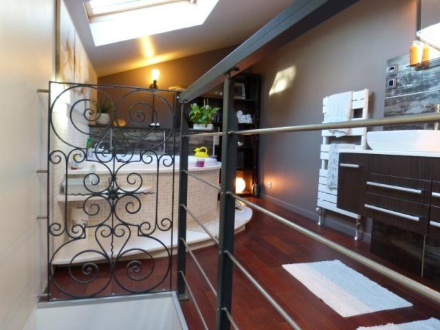 Photos décoration de Salle de bain Moderne Design Brun Brun Beige - decoration salle de bain moderne