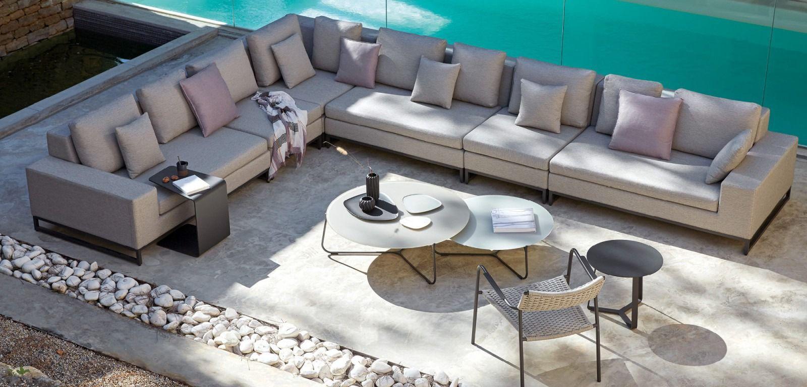Nieuw Een #loungebank die groot genoeg is voor je hele familie. #tuinset US-24