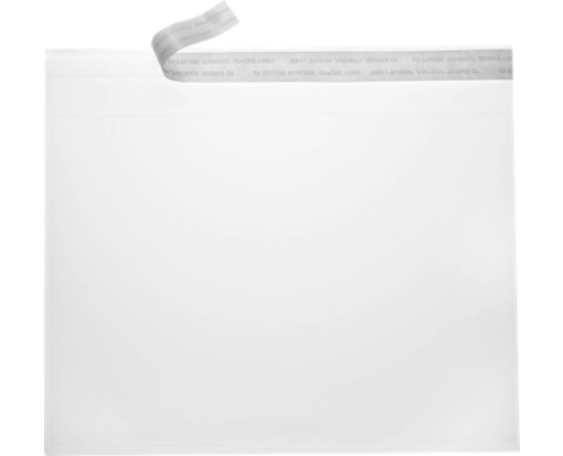Crystal Clear A7 Envelopes Square Flap 5 1 4 X 7 1 4 Envelopes Com Square Envelopes Plastic Envelopes Envelope