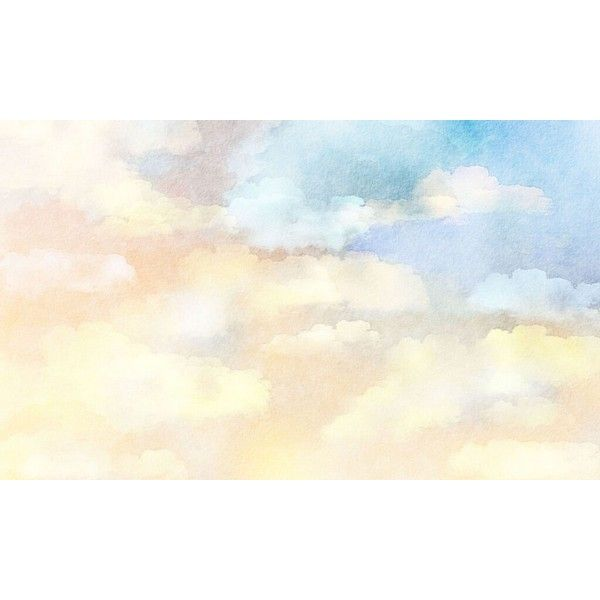 Watercolor Rendering 3d Rendering Skies Liked On Polyvore