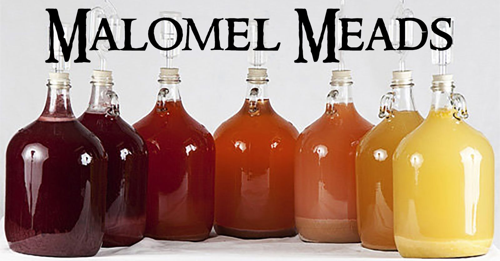 Three Ways To Melomel Mead Recipe Mead Wine Home Brewing