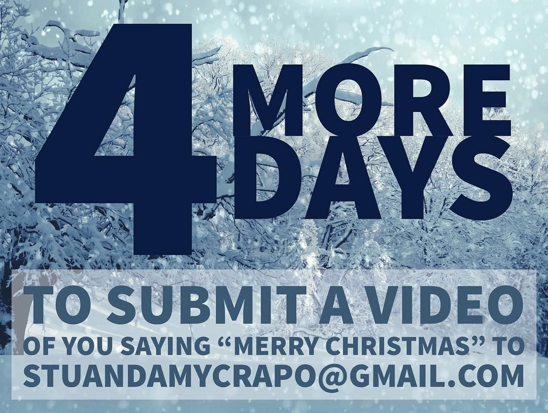 We Want To Put You In Our Upcoming Christmas Video! Send A Clip Of You ·  ApplicationsMerry ChristmasSayings